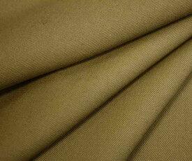 中厚程度の日本製高級ウール100% サージ ベージュ 無地 ツイル(綾織り) w巾150cm 防縮加工 布 生地 布地 服地 通販 ウール生地 50cm以上10cm単位 毛