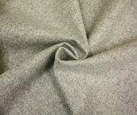 日本製ウール100%紡毛メルトン・オートミール