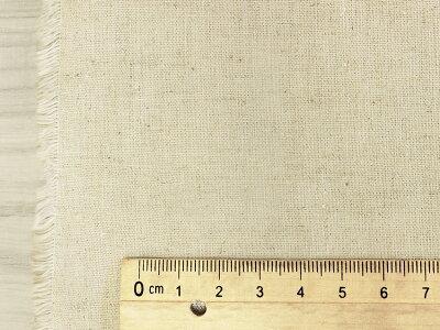 ハーフリネンシーチング【46500SK】【幅110cm】【50cm価格】【2色】【2mまでネコポス発送可】【ハーフリネンシーチング生地】【綿麻シーチング生地】