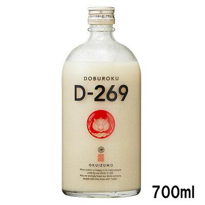 奥出雲D-269(どぶろく)700ml