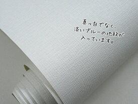 天袋・地袋用のアイロンふすま紙 シンプルな白無地(95cm×60cm/2枚入)襖紙 モダン AT-500