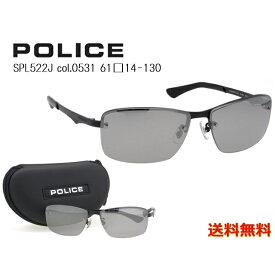 71c64366ab  送料無料  POLICE ポリス  SPL522J 0531  サングラス   サングラス