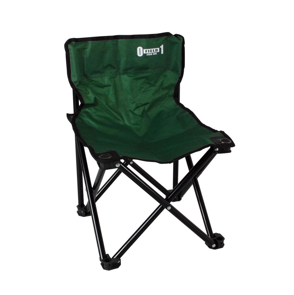 ZERO-ONE FIELD フォールディングチェア20 アウトドアグッズ キャンプ用品 小型 椅子 折り畳み コンパクト 365 ミムゴ