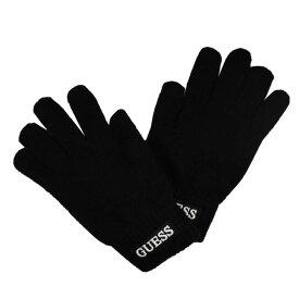 GUESS ゲス 手袋 AI4A8855DS_BLK ブラック メンズ レディース 男性用 女性用 [プレゼント ギフト バレンタイン クリスマス Xmas]
