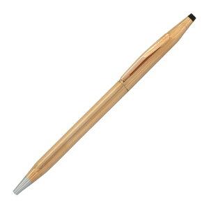 クロス ボールペン クラシックセンチュリー 1502 14 ゴールド金張 油性 CROSS 高級筆記具 ブランド 筆記用具 海外メーカー [成人式 就職祝い 母の日 父の日 バレンタイン ホワイトデー クリスマ