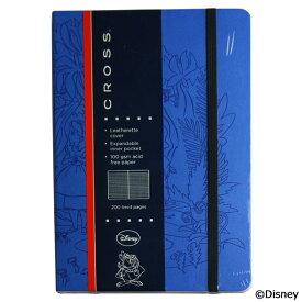 クロス ノートブック ディズニー アリス シリーズ マットブルー AC272-3M マットブルー CROSS 高級筆記具 ブランド 筆記用具 海外メーカー [成人式 就職祝い 母の日 ホワイトデー クリスマス] (コ)