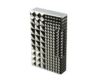 あす楽対応 送料無料 ST デュポン ライター ライン2 16066 アイコニック 2サイズ ダイヤモンドヘッドカット パラディウムフィニッシュ 国内正規品 S.T.Dupont 高級 人気 ブランド おしゃれ おすす