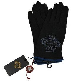 あす楽対応 オロビアンコ OROBIANCO レディース手袋 ORL-1570 glove タッチパネル対応 BLACK サイズ:フリーサイズ ブラック スマホ対応 スマートフォン対応 黒 [ギフト プレゼント ラッピング無料 お祝い クリスマス]