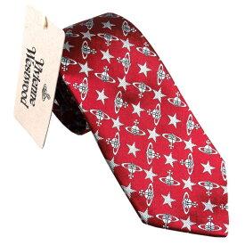 あす楽対応 ヴィヴィアン ウエストウッド ネクタイ AW2017モデル レッド系 ロゴ 赤 細身 7cm スリム 10041-CS H246-RED_slim Vivienne Westwood ヴィヴィアン・ウエストウッド ビビアン 人気 ブランド おしゃれ おすすめ [成人式 就職祝い 父の日 バレンタイン クリスマス]