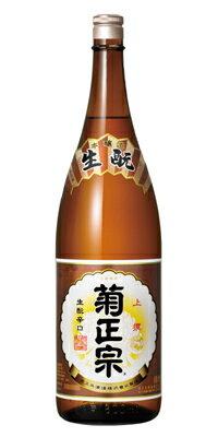 「菊正宗 上撰1.8L瓶詰」