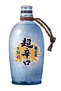 「菊正宗 生もと超辛口 徳利ボトル720ml」
