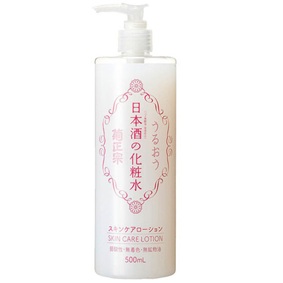 「菊正宗 日本酒の化粧水 500ml」