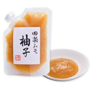 「六甲味噌 田楽みそ 柚子 120gチューブタイプ」