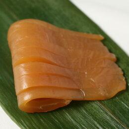 酒粕とみりんで漬け込んだ特選珍味「菊正宗海の幸粕漬(モンゴウイカ)」