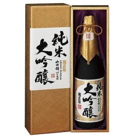 【送料無料】「菊正宗 純米大吟醸 1.8L」