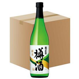 「菊正宗 純米樽酒 720ml × 6本」