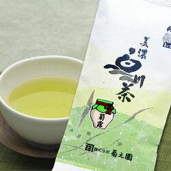 白川茶【玉翠】100g袋入