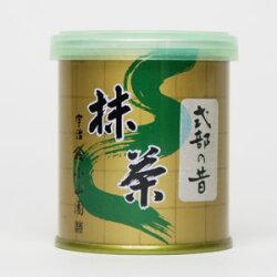 抹茶【式部の昔】30g缶入