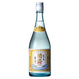 日本酒 [ 生原酒 ふなぐち 菊水 一番しぼり 720ml]
