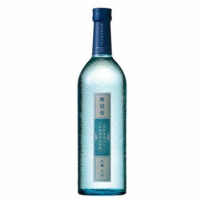 【ワイングラスでおいしい日本酒アワード2019 最高金賞受賞】菊水 無冠帝 吟醸 生詰 720ml
