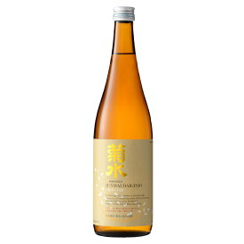 【リニューアル】日本酒 ギフト 酒米菊水 純米大吟醸 720ml