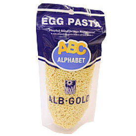 EGG PASTA アルファベットパスタ 90g / スパゲッティ イタリア料理 乾麺
