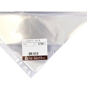 コルネセロファン 約50枚入 / アイシング チョコレート 三角コルネ 製菓材料 メール便対応可能