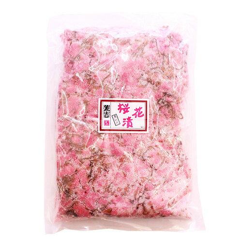 桜の花塩漬け 1kg/桜茶、桜餅、春、製菓材料、和菓子材料