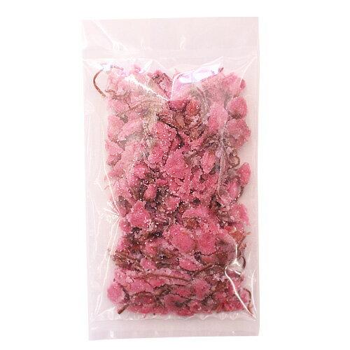桜の花塩漬け 100g / 桜茶 春 メール便対応可能