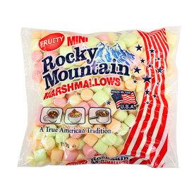 ロッキーマウンテン プチカラーマシュマロ 150g / トッピング デコレーション 製菓材料