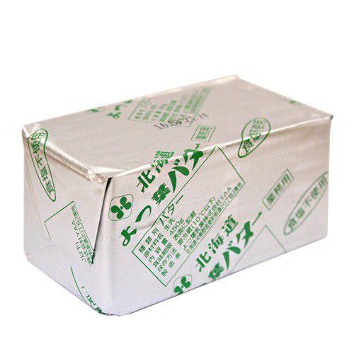 【大特価】よつ葉無塩バター450g / よつば 製菓材料 パン材料 油脂