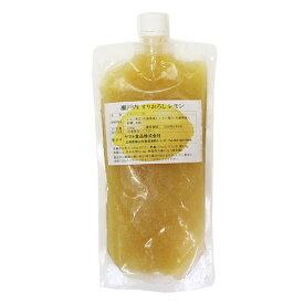 [クール便]瀬戸内すりおろしレモン 500g / レモンケーキ レモンカード ゼリー チーズケーキ 製菓材料