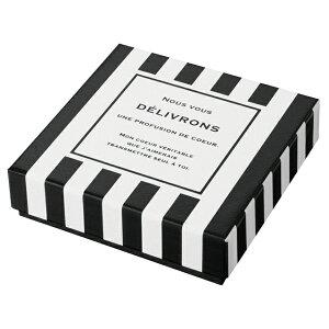 フィエルテショコラBOX 1箱 / バレンタイン ラッピング トリュフ ボンボンショコラ チョコレート