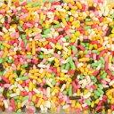 五色スプレー 60g / チョコレート チョコスプレー トッピング デコレーション 大東カカオ 製菓材料