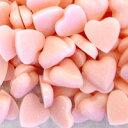 トッピングハート ピンク / チョコレート 製菓材料 デコレーション