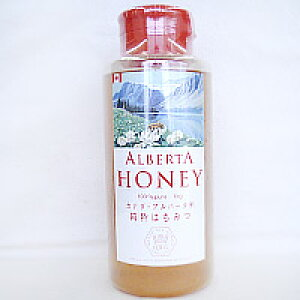 カナダ産アルバータ州 純粋はちみつ 1kg / 蜂蜜 甘味料 製菓材料 パン材料