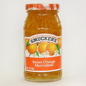 スマッカーズ オレンジマーマレード 340g / ジャム オレンジ ヨーグルト アイスクリーム 製菓材料 パン材料