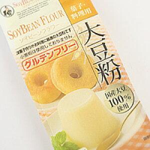 豆っ粉大豆粉 200g / グルテンフリー 国産大豆 大豆パウダー ドーナツ 製菓材料 パン材料