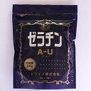 粉ゼラチンAU 500g / 凝固剤 ゼリー ムース ババロア 冷菓 製菓材料