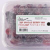 【完熟】冷凍ミックスベリー 500g / 製菓材料、パン材料、冷凍フルーツ