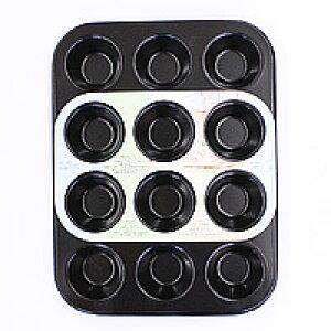 ティファニー ミニマフィン型 12ヶ取 / 焼菓子 カップケーキ 製菓器具