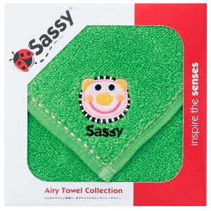Sassy サッシー ミニタオル SA-6453 < ピギー > [ タオルギフト ] 人気 おすすめ ブランド [プチギフト 出産内祝 内祝い ギフトセット ][ のし 包装 カード 無料 ]