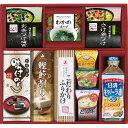 【47%OFF】アマノフーズ&永谷園食卓セット BS-40K[ギフトセット 引き出物 引出物 結婚内祝い 出産内祝い引越し ご挨…