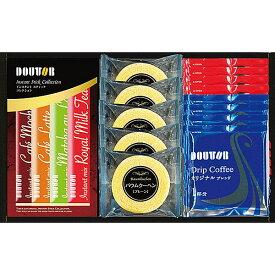 【 42%OFF 】 ドトールコーヒー バウムクーヘンギフトセット BUK-COD [ 焼き菓子 洋菓子 ドリップコーヒー スティックコーヒー 詰合せ ギフト セット ] [ 内祝い お返し 引越 ご挨拶 快気 香典返 法要 粗供養 満中陰 ] [ のし 包装 カード 無料 ] お歳暮 歳暮