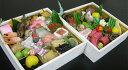 金沢ミニおせち【送料無料】【冷蔵】【生】2020年加賀料理のお店が作るおせち料理2段重