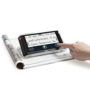 携帯型拡大読書器 コンパクト6HD(あんしんアフターサービスモデル)