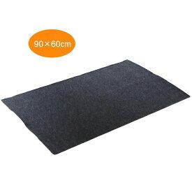 90×60cmサイズカット済み キリム・絨毯専用 滑り止めシート 【Stop Menttex】ストップメントテックス