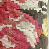老 Kilim 垫 45 平方厘米的大小 45 × 45 厘米
