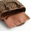 山ぶどうのかご/内布とフタの取り付け・ポケット付き