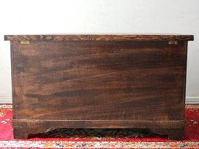 アンティークスタイル・トルコ黒海地方の伝統様式宝箱Lサイズ【送料無料】